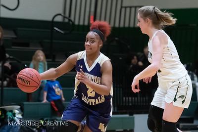 Broughton girls varsity basketball vs Cardinal Gibbons. January 11, 2019. 750_2118