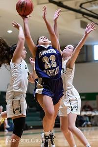 Broughton girls varsity basketball vs Cardinal Gibbons. January 11, 2019. 750_2053