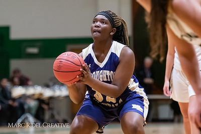 Broughton girls varsity basketball vs Cardinal Gibbons. January 11, 2019. 750_2028