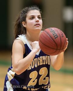 Broughton girls varsity basketball vs Cardinal Gibbons. January 11, 2019. 750_2153