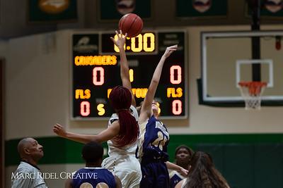 Broughton girls varsity basketball vs Cardinal Gibbons. January 11, 2019. 750_2007