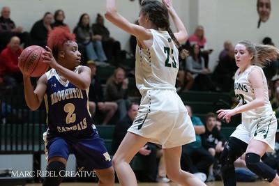 Broughton girls varsity basketball vs Cardinal Gibbons. January 11, 2019. 750_2125