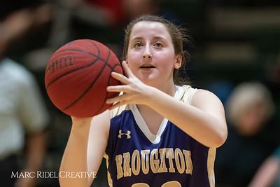 Broughton girls varsity basketball vs Cardinal Gibbons. January 11, 2019. 750_2143