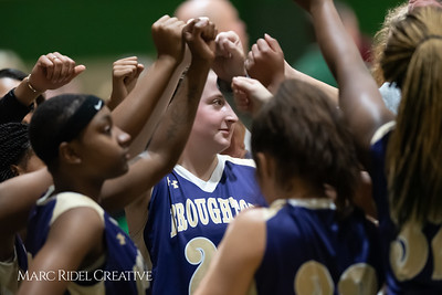 Broughton girls varsity basketball vs Cardinal Gibbons. January 11, 2019. 750_2157