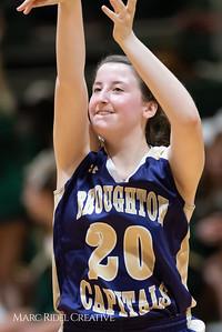 Broughton girls varsity basketball vs Cardinal Gibbons. January 11, 2019. 750_2142