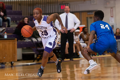 Broughton varsity girls basketball vs Clayton. December 6, 2018, MRC_6383