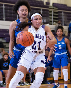 Broughton varsity girls basketball vs Clayton. December 6, 2018, MRC_6389