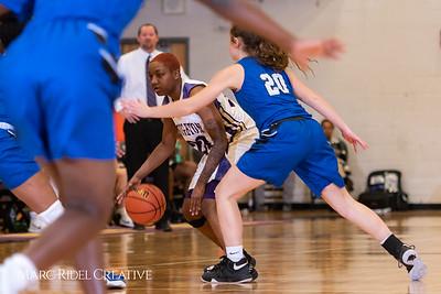 Broughton varsity girls basketball vs Clayton. December 6, 2018, MRC_6319