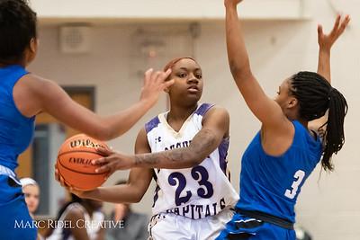 Broughton varsity girls basketball vs Clayton. December 6, 2018, MRC_6314