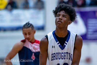 Broughton boys varsity basketball vs Downey Christian. 750_9628