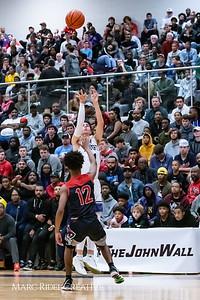 Broughton boys varsity basketball vs Downey Christian. MRC_9109