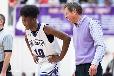 Broughton boys varsity basketball vs Downey Christian. 750_9564