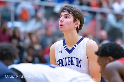 Broughton boys varsity basketball vs Downey Christian. MRC_9018