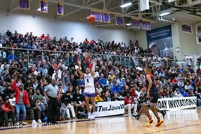 Broughton boys varsity basketball vs Downey Christian. MRC_9151