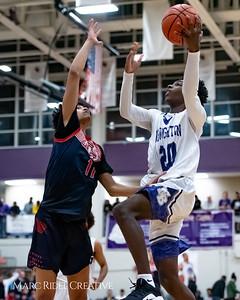 Broughton boys varsity basketball vs Downey Christian. 750_9669