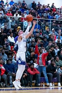 Broughton boys varsity basketball vs Downey Christian. 750_9635