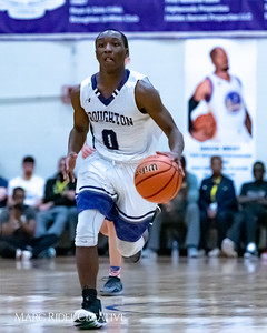 Broughton boys varsity basketball vs Downey Christian. 750_9672