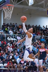 Broughton boys varsity basketball vs Downey Christian. 750_9513