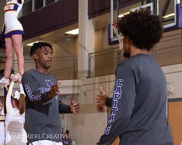Broughton boys varsity basketball vs Enloe. January 4, 2019. 750_1166