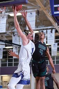 Broughton boys varsity basketball vs Enloe. January 4, 2019. 750_1184