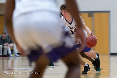 Broughton boys varsity basketball vs Enloe. February 19, 2019. D4S_0029