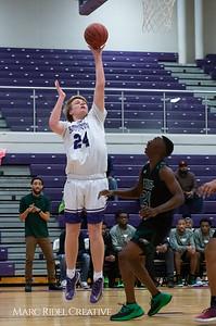 Broughton boys varsity basketball vs Enloe. February 19, 2019. D4S_0033