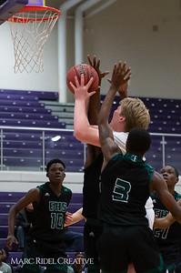 Broughton boys varsity basketball vs Enloe. February 19, 2019. D4S_0057