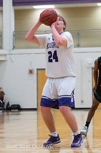Broughton boys varsity basketball vs Enloe. February 19, 2019. D4S_0060