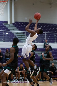 Broughton boys varsity basketball vs Enloe. February 19, 2019. D4S_0051