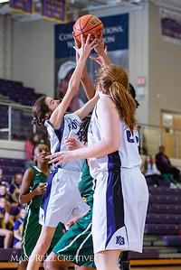 Broughton girls JV basketball vs Enloe. January 4, 2019. 750_0643