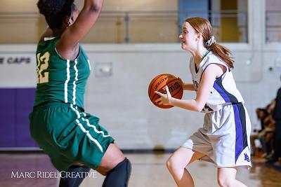 Broughton girls JV basketball vs Enloe. January 4, 2019. 750_0663