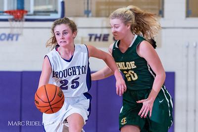 Broughton girls JV basketball vs Enloe. January 4, 2019. 750_0634