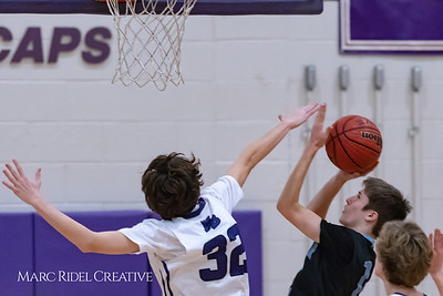 Broughton JV basketball vs Green Hope. November 20, 2018, MRC_7972