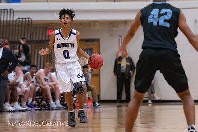 Broughton JV basketball vs Green Hope. November 20, 2018, MRC_7839