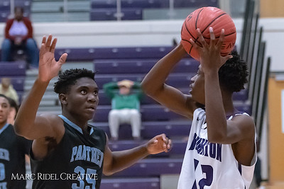 Broughton JV basketball vs Green Hope. November 20, 2018, MRC_7921