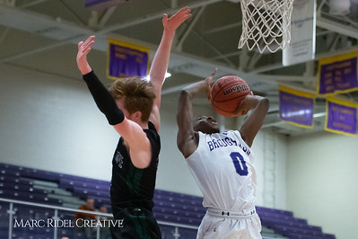 Broughton basketball vs Green Hope. February 26, 2019. D4S_1969