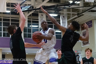 Broughton basketball vs Green Hope. February 26, 2019. D4S_2015