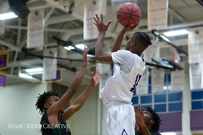 Broughton basketball vs Green Hope. February 26, 2019. D4S_1976