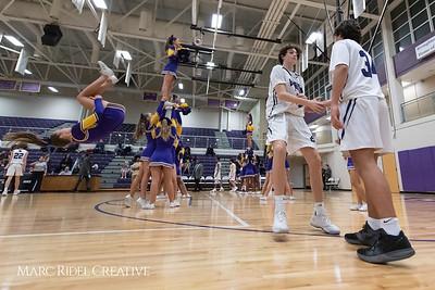 Broughton JV boy's basketball vs Green Hope. December 4, 2018, 750_2554
