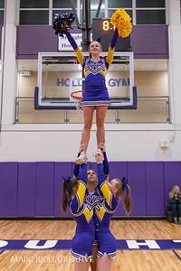 Broughton varsity basketball vs Green Hope. November 20, 2018, MRC_8191