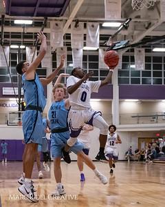 Broughton varsity basketball vs Green Hope. November 20, 2018, MRC_8416