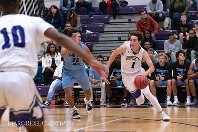 Broughton varsity basketball vs Green Hope. November 20, 2018, MRC_8264