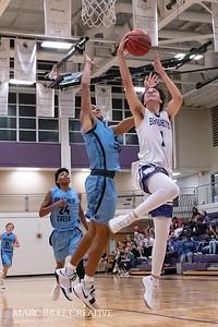 Broughton varsity basketball vs Green Hope. November 20, 2018, MRC_8458