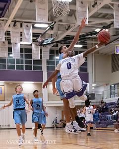 Broughton varsity basketball vs Green Hope. November 20, 2018, MRC_8431