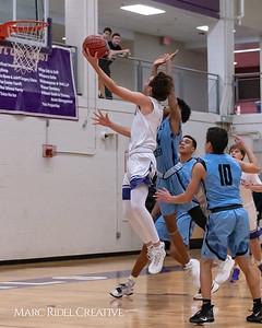Broughton varsity basketball vs Green Hope. November 20, 2018, MRC_8266