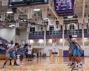 Broughton varsity basketball vs Green Hope. November 20, 2018, MRC_8359