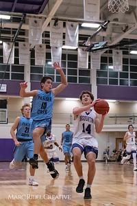 Broughton varsity basketball vs Green Hope. November 20, 2018, MRC_8449