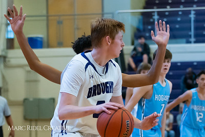 Broughton boys JV basketball vs Hoggard. 750_8365