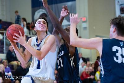 Broughton boys varsity basketball vs Hoggard. 750_9216