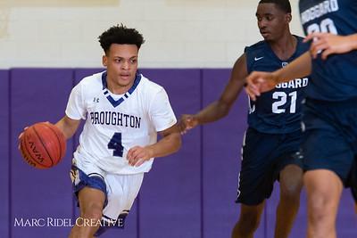 Broughton boys varsity basketball vs Hoggard. 750_9145